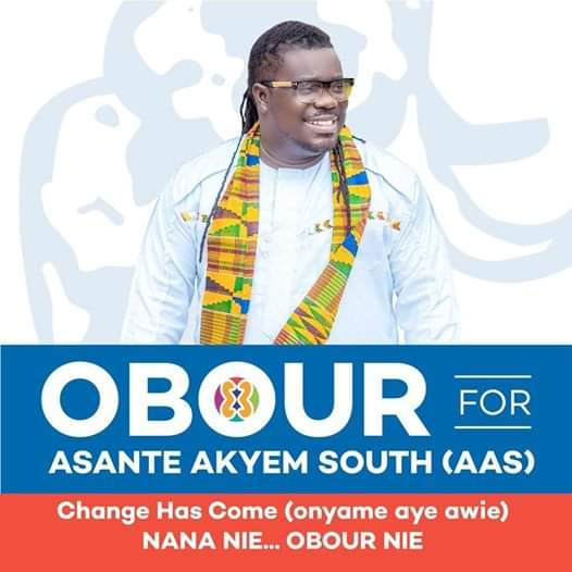 Ghanaian highlife artiste, Rex Owusu Marfo, known on stage as Rex Omar has given his full support to former President of Musician Union of Ghana [MUSIGA], Obour as he formally announced his intention to contest as parliamentary aspirant of the New Patriotic Party (NPP) in the Asante Akyem South Constituency.
