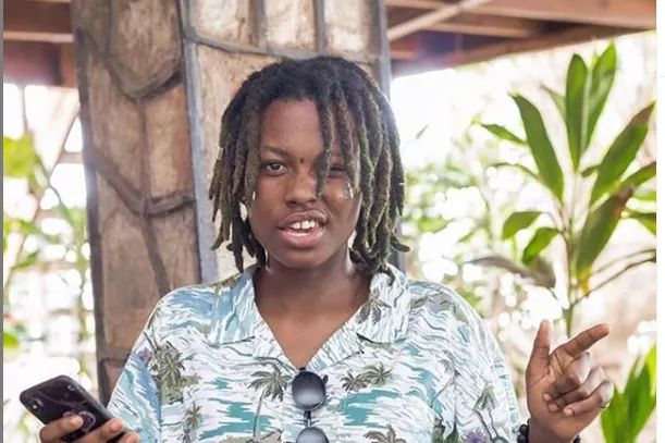 A former signee of Burniton Music, Okailey Verse popularly known OV says the confusion in the camp of the Record Label got her personally confused.