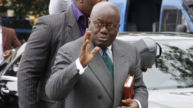 Nana Addo wishes Ghanaians well on Easter, urges 'restrained' celebrations
