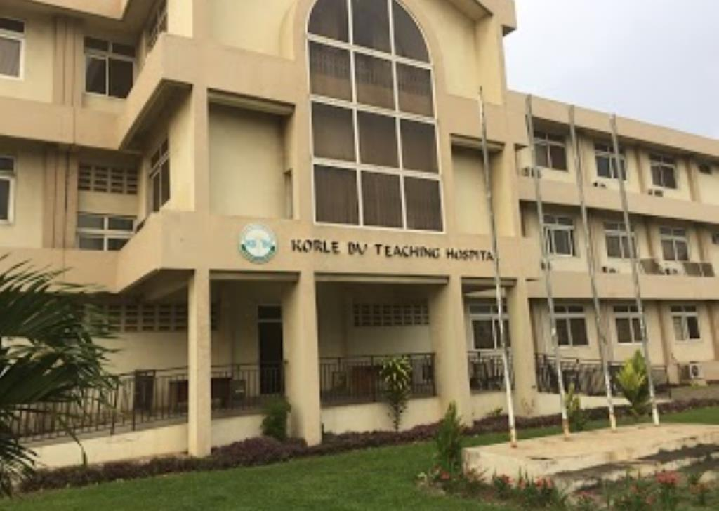 Korle Bu Records 100% Covid-19 Recoveries