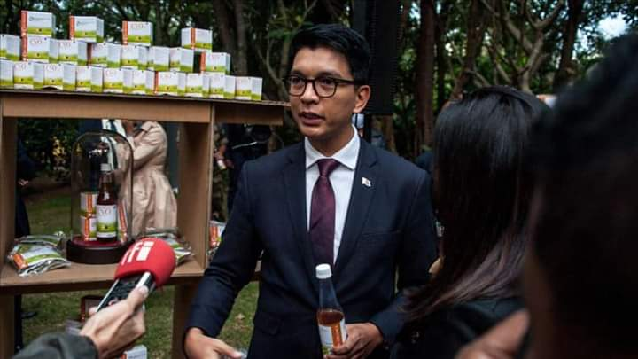 Madagascar slams WHO for not endorsing its Covid-19 herbal cure
