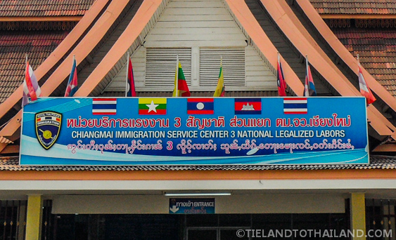 Chiang Mai Immigration Services