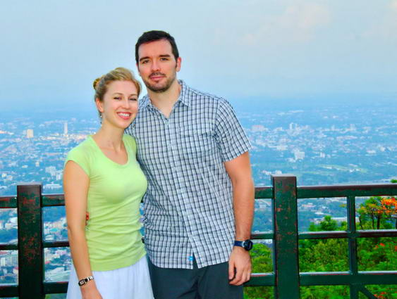 Doi Suthep Overlook