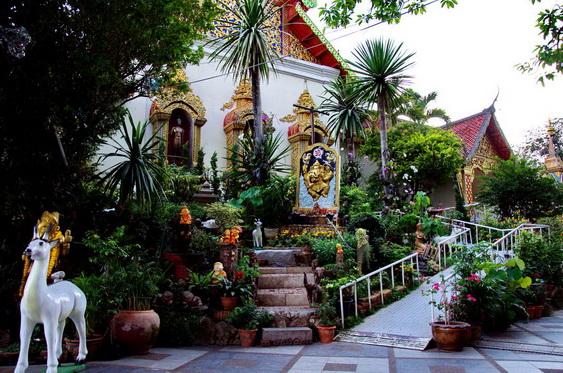 Doi Suthep Garden
