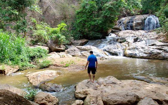 Mae Sa Waterfalls Thailand