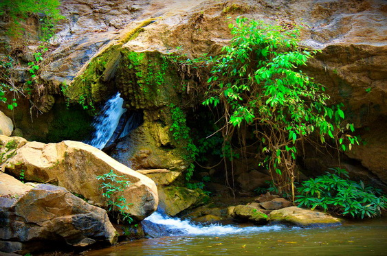 Mae Sa Waterfalls Small