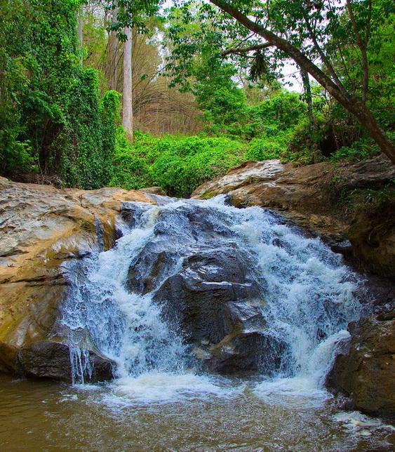 Mae Sa Waterfalls View