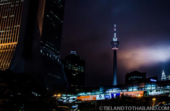 The Kuala Lumpur Tower
