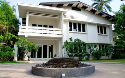 Mandala Boutique Hotel in Vientiane, Laos