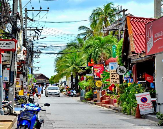 Huan Hin Downtown