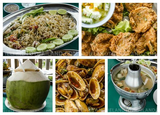 Where to eat seafood in hua hin sang thai restaurant  (3)