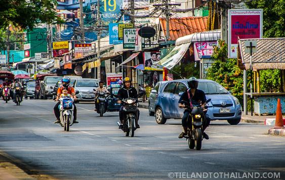 Chiang Mai Demographics