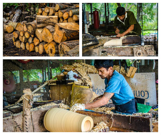 Mango Wood Workers of Creation World Wide Wood