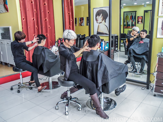 New York New York Hair Dressers Chiang Mai Hair Salon
