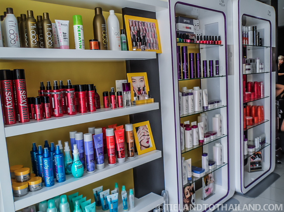 New York New York Hair Studio Chiang Mai Products