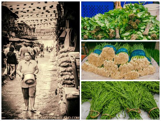 Bundled Vegetables