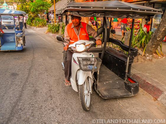 how to get from bangkok to ao nang