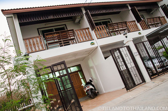 Townhouse in Chiang Mai
