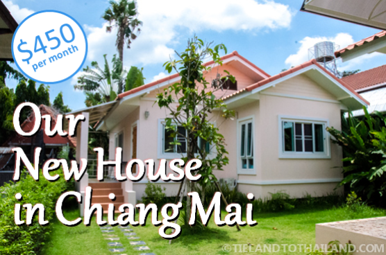 Our New House in Chiang Mai