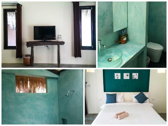 Nature Beach Resort Bathroom