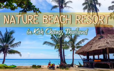 Nature Beach Resort in Koh Chang, Thailand