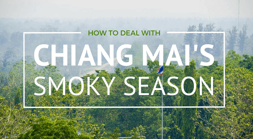 How to Deal with Chiang Mai's Smoky Season
