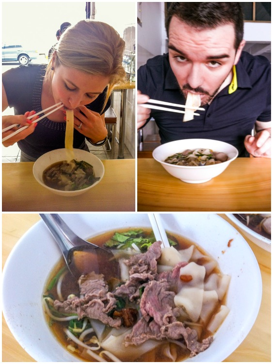 How to Eat Thai Food