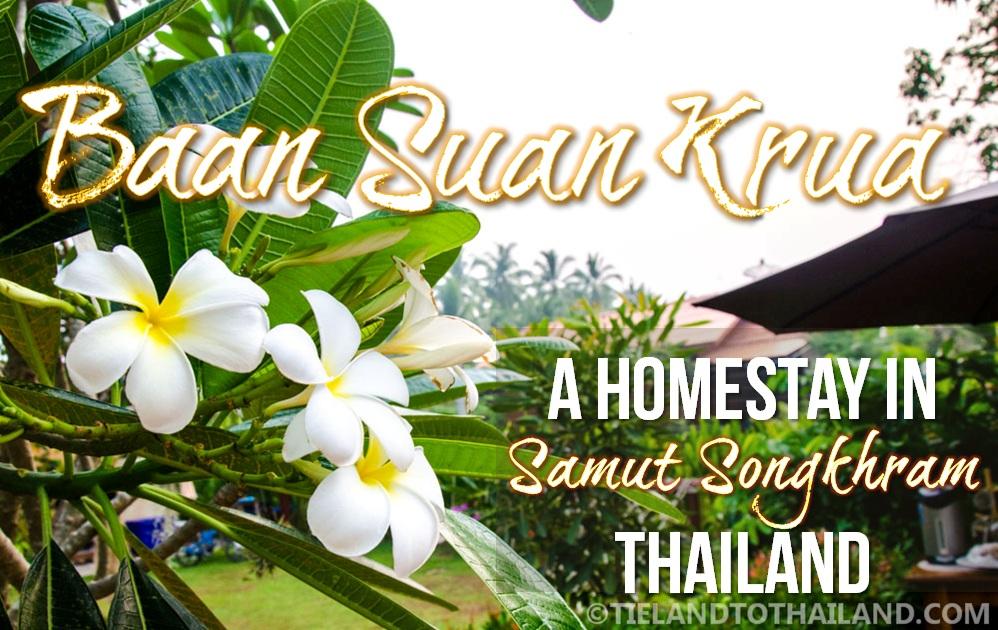Baan Suan Krua Homestay
