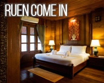 Thai Guesthouse in Chiang Mai: Ruen Come In