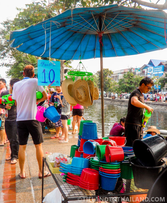 10 baht for the time of your life at Songkran