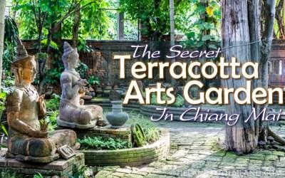 The Secret Terracotta Arts Garden in Chiang Mai