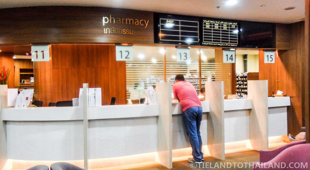 Bumrungrad International Hospital Pharmacy