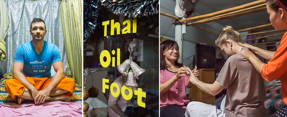 Things to do in Chiang Dao: Thai Massages