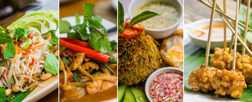 Chiang Dao Nest 2 Thai Menu