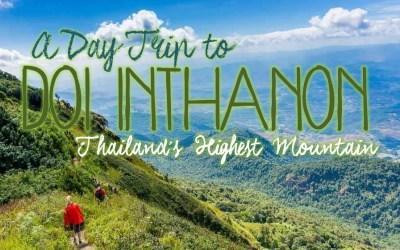 A Day Trip to Doi Inthanon, Thailand's Highest Mountain