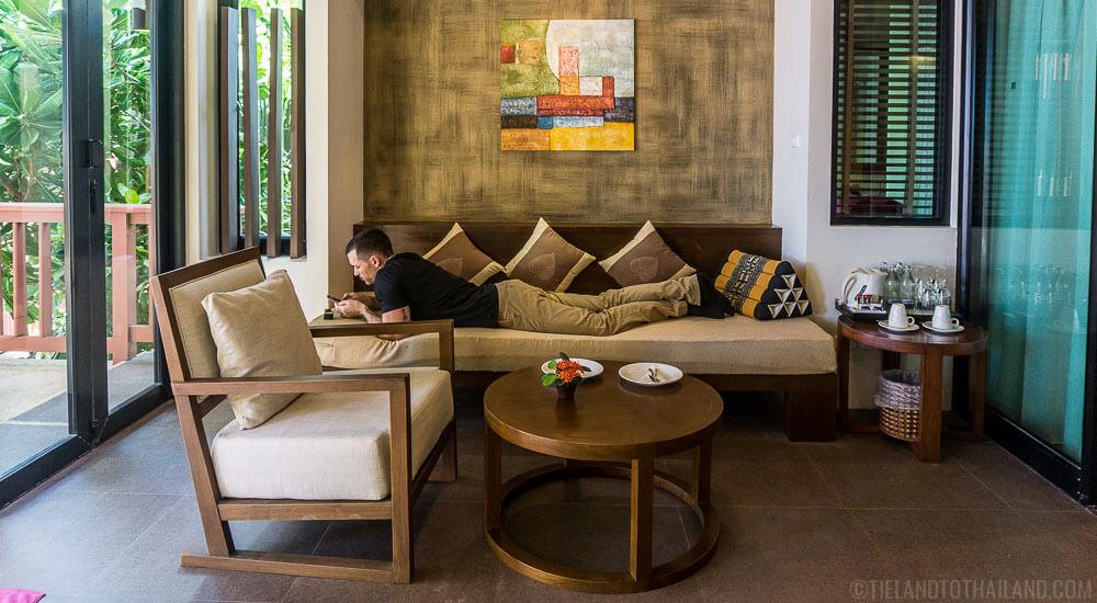 Crown Lanta Ocean Sunset Villa, a Koh Lanta Resort