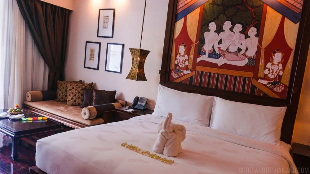 JW Marriott Khao Lak Deluxe Pool Access Room