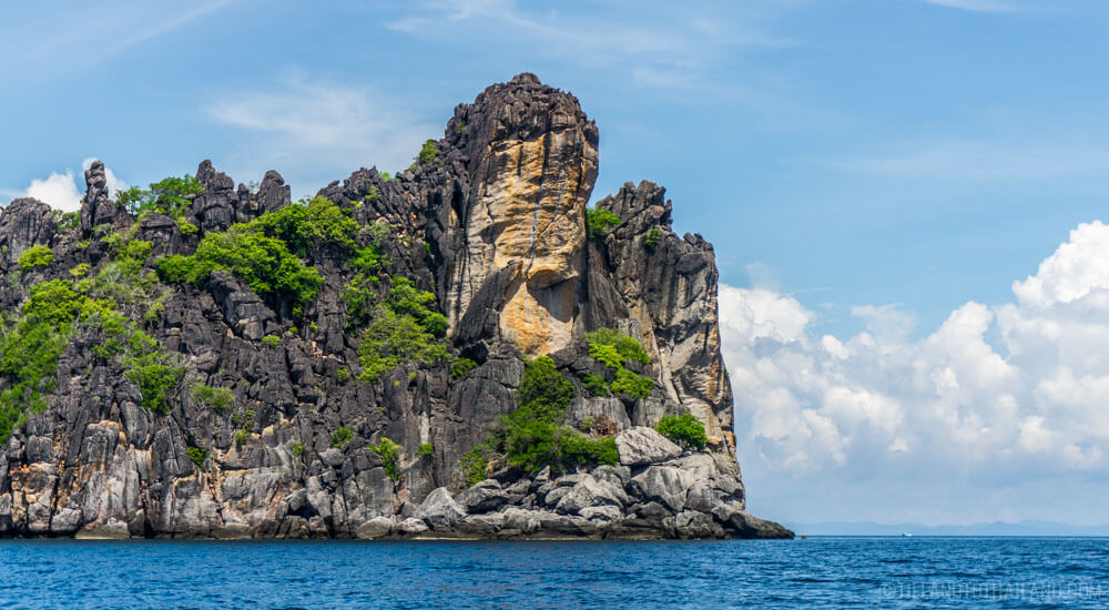 Things to do in Chumphon: Snorkel off Koh Ngam Yai and Noi Islands