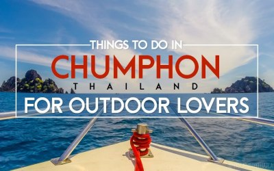 Things to Do in Chumphon for Outdoor Lovers