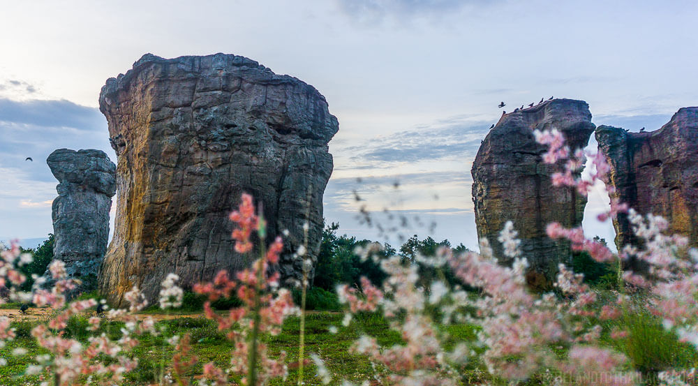 mo Hin Khao, the Thai 'Stonehenge' in Chaiyaphum