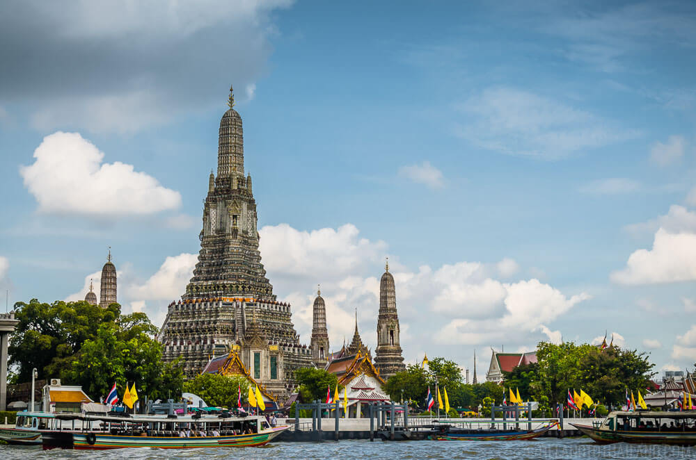 24 Hours in Bangkok: Wat Arun