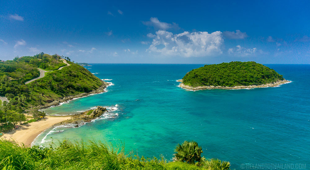 Include an overlook in your things to do in Phuket