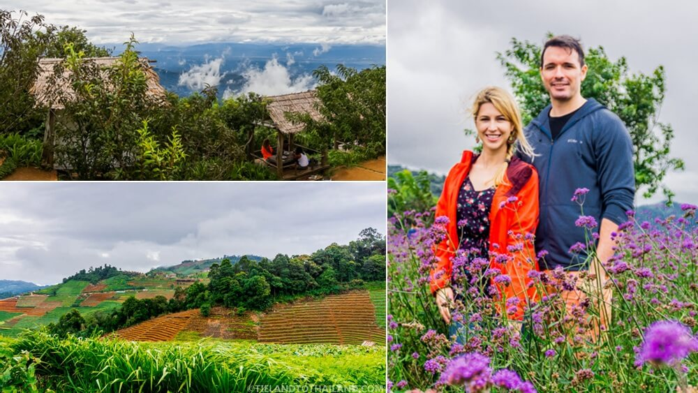 Dine in the clouds at Mon Cham, a fun Chiang Mai day trip