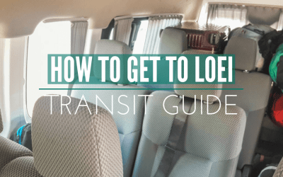 How to Get to Loei: Transit Guide