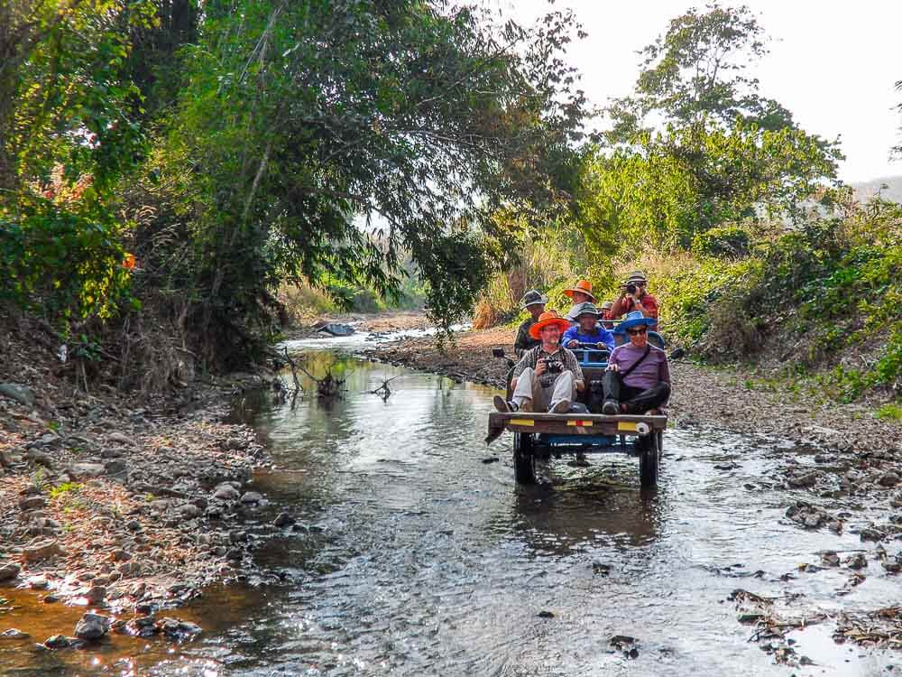 Things to do in Udon Thani: Visit the Khiri Wongkot Village