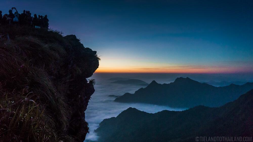 Phu Chi Fah Nautical Sunrise