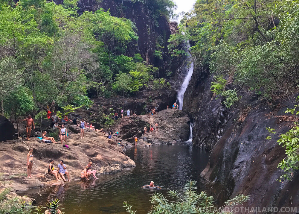 Things to do in Koh Chang - Hike to the