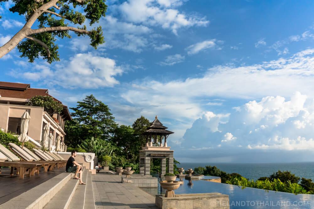 Pimalai's Infinite Pool on Koh Lanta, Thailand