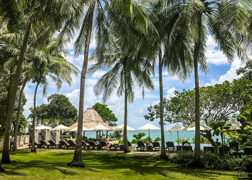 Pimalai Resort & Spa Overlooking Ba Kantieng Bay