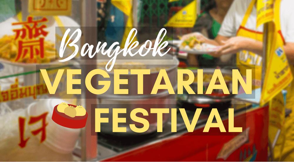 Chinatown Bangkok Vegetarian Festival